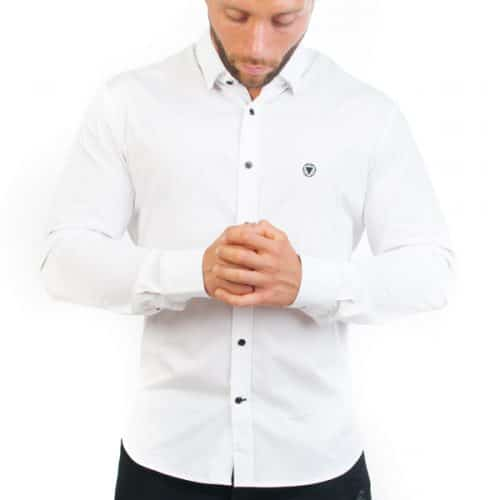 camisa canone clothing blanca