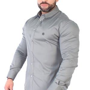 shirt canone clothing grey photo 6