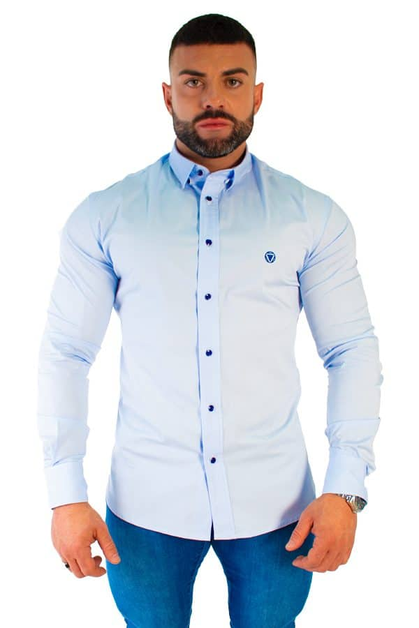 shirt canone clothing blue photo 1