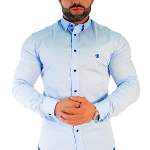 shirt canone clothing blue photo 6